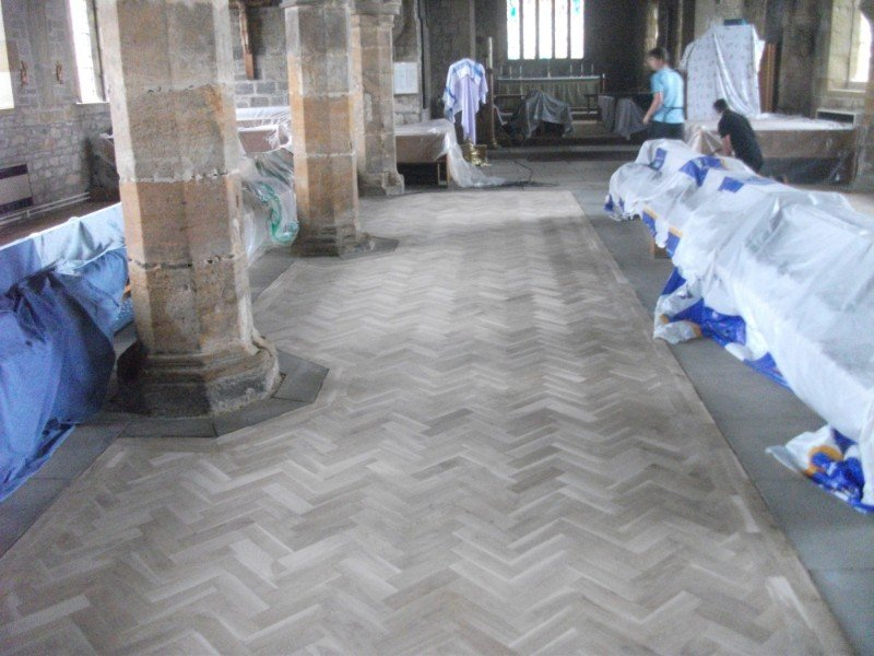 newcastle parquet floor